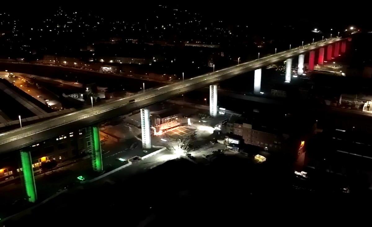 L'inaugurazione del San Giorgio: dopo 720 giorni dalla tragedia del 14 agosto Genova ha un nuovo ponte