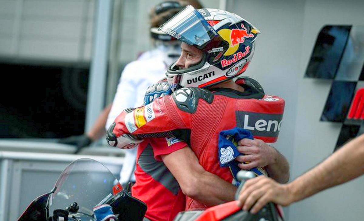 MotoGP, a Spielberg Rossi si aggiudica il Gran Premio della buona sorte, Dovizioso il Gran Premio d'Austria