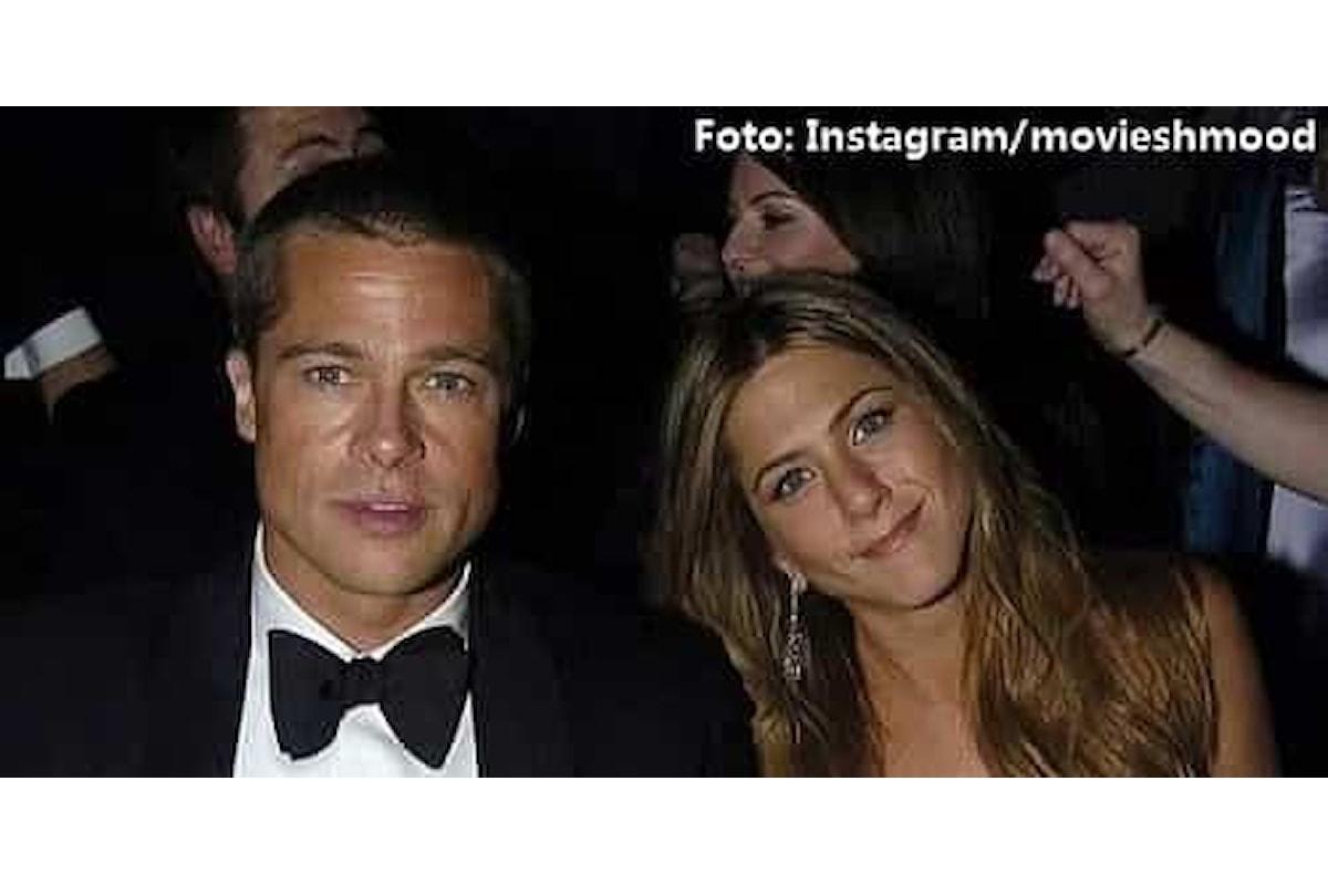Brad Pitt e Jennifer Aniston di nuovo insieme, ma...