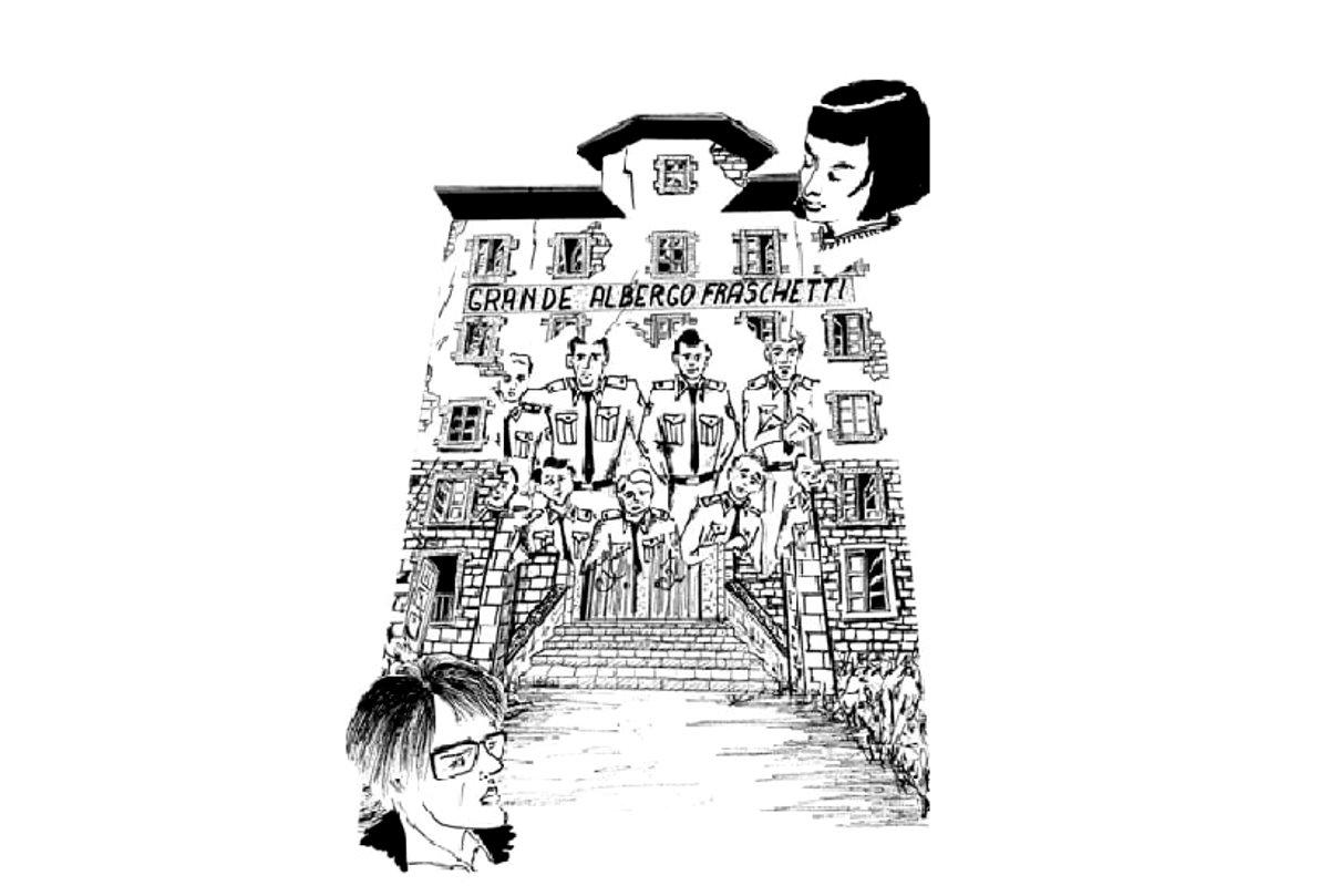 A proposito della Graphic Novel L'ALBERGO DI SALLY