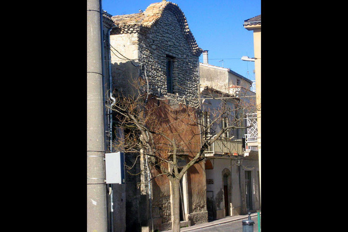 La Chiesa Greca di Santa Croce di Magliano