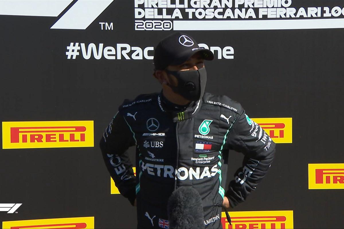 Formula 1, al Mugello la pole va ad Hamilton ma Bottas è più veloce
