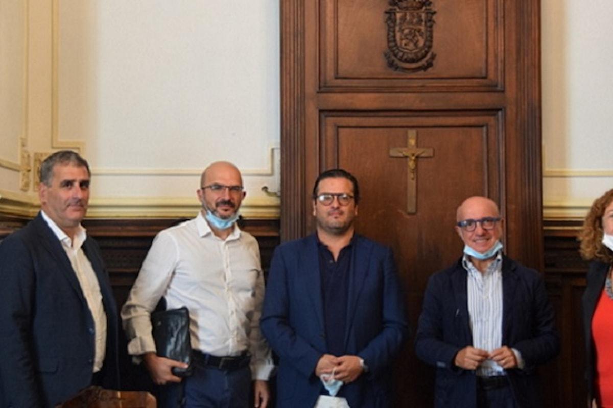 Messina - Nuovo Collegio dei Revisori dei Conti alla Città Metropolitana