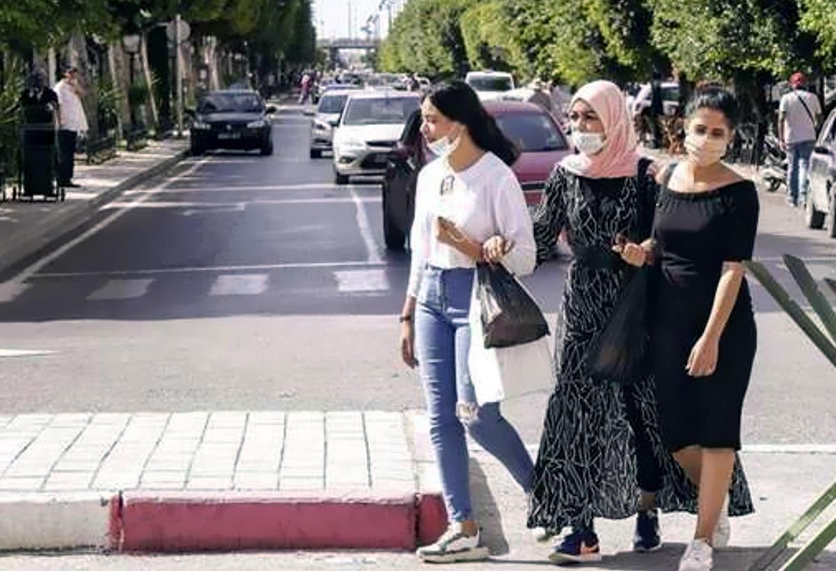 Il Covid corre in Tunisia, a Tunisi imposto il coprifuoco