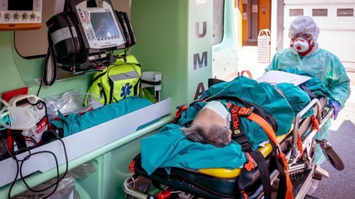 Ci avviciniamo al 30% di posti letto occupati da pazienti con Covid, soglia oltre la quale i posti letto diventano a rischio