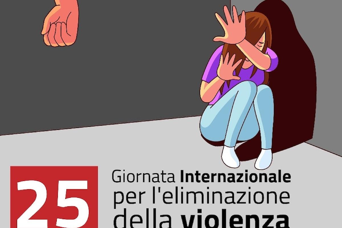 Milazzo (ME) - Giornata contro la violenza sulle donne