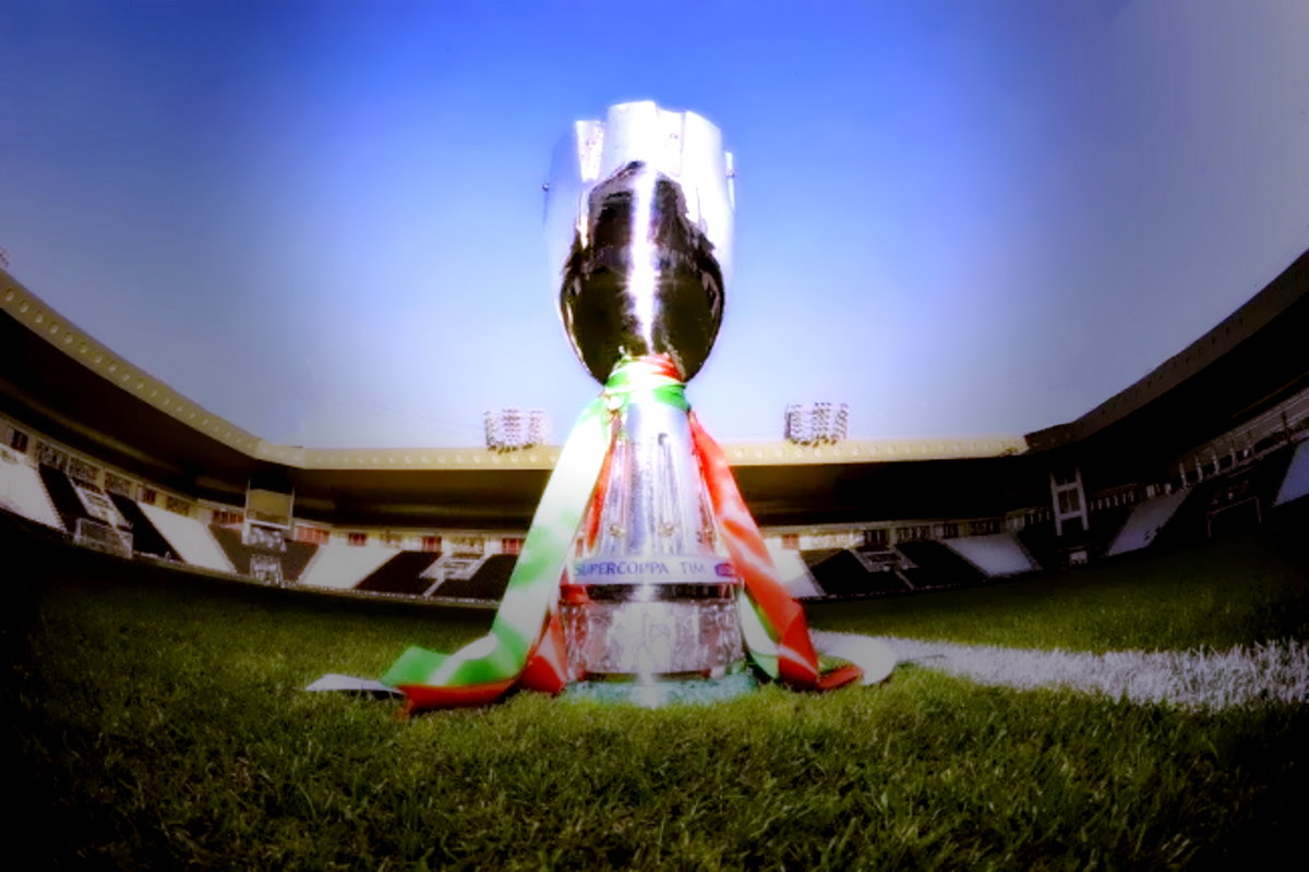 Ecco quando e dove si disputerà si disputerà la Supercoppa Italiana 2020 tra Juventus e Napoli