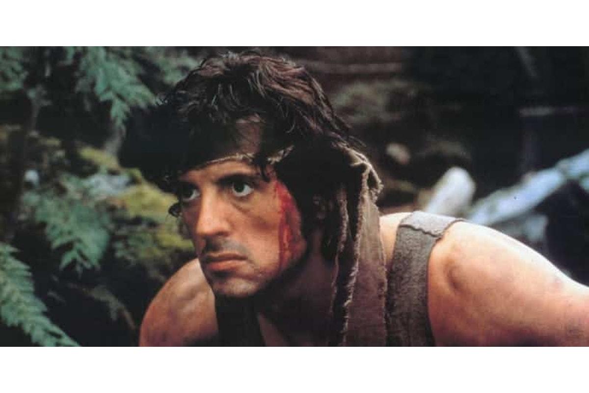 """Stallone: """"Rambo potrebbe tornare ma a una sola condizione"""""""
