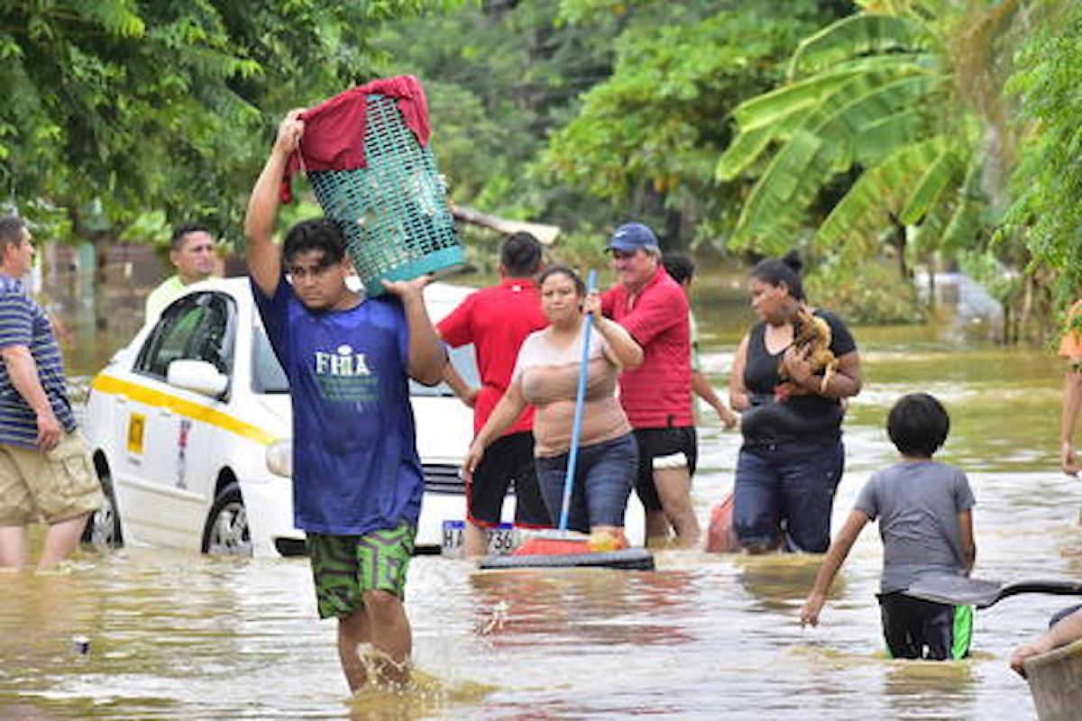 Uragani: Eta, quasi 200 tra morti e dispersi