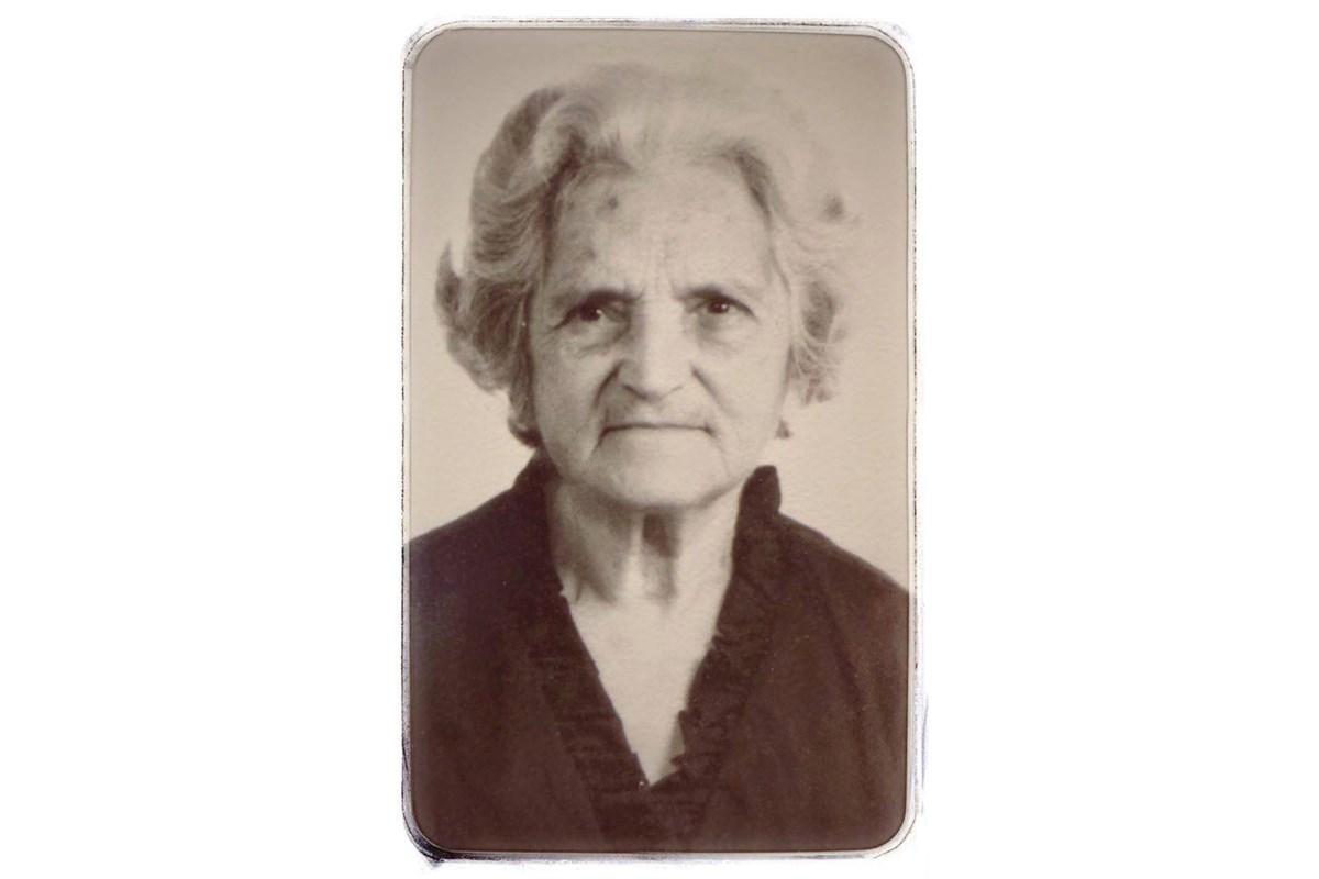Ventanni anni fa, il 2 novembre del 2000 moriva a Locri (RC) all'età di quasi 102 anni Maria Strangio Papandrea