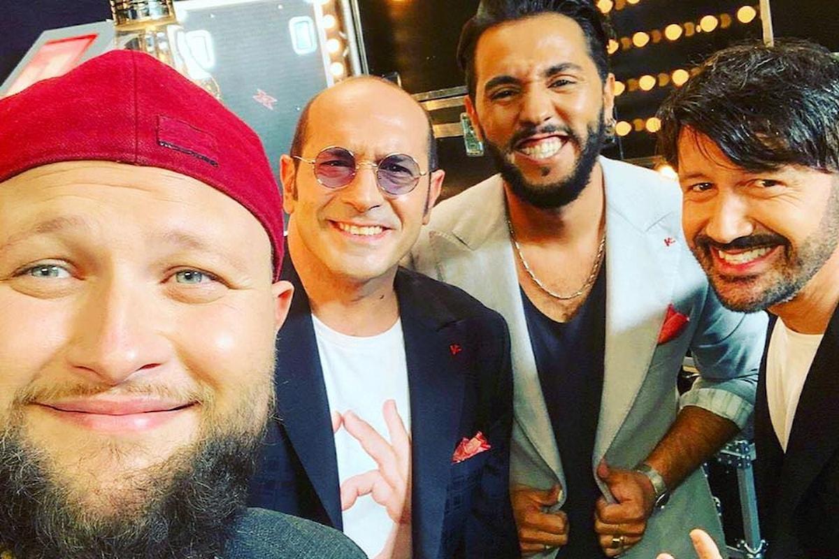 TheSuperFour, gruppo musicale italiano a X Factor Romania