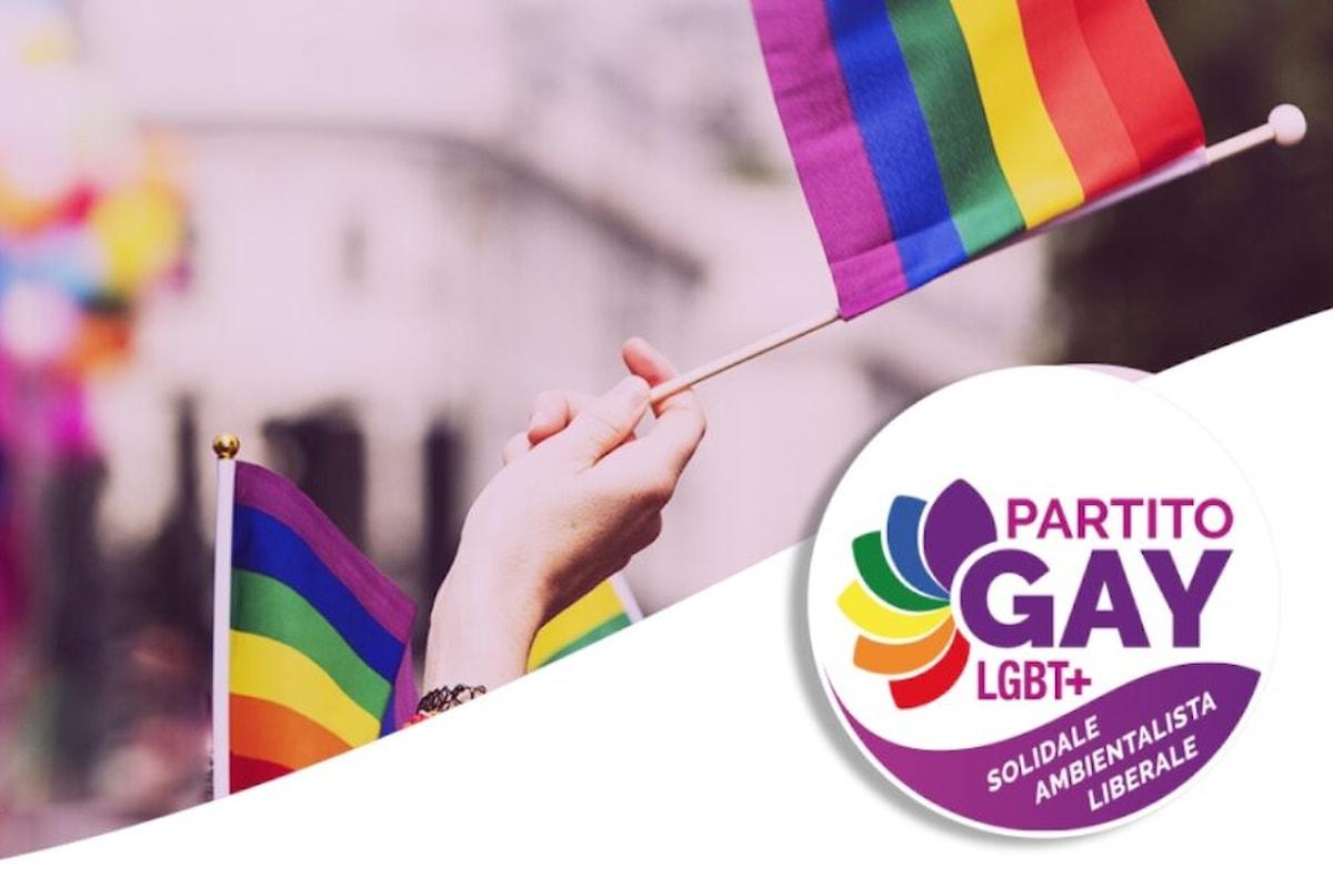 È nato il Partito Gay, Solidale, Ambientalista e Liberale