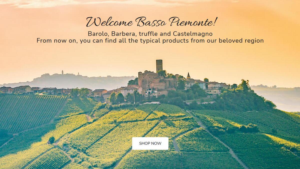 Enogastronomia online: +100% per Piedmont Delights