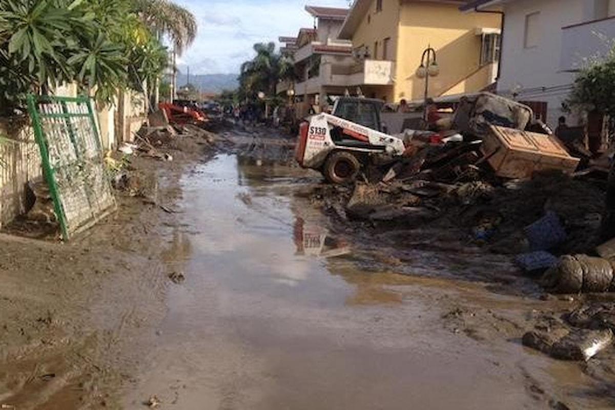 Milazzo (ME) - In pagamento le somme assegnate agli alluvionati di Bastione