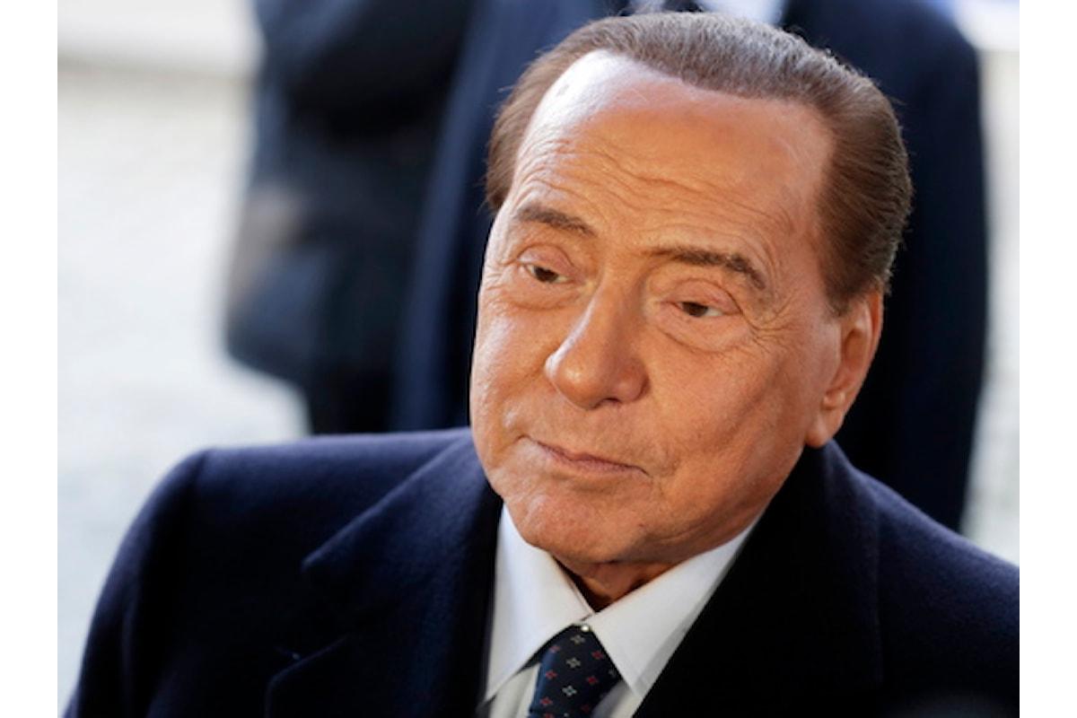 Berlusconi dimesso tornato a casa della figlia Marina in Provenza