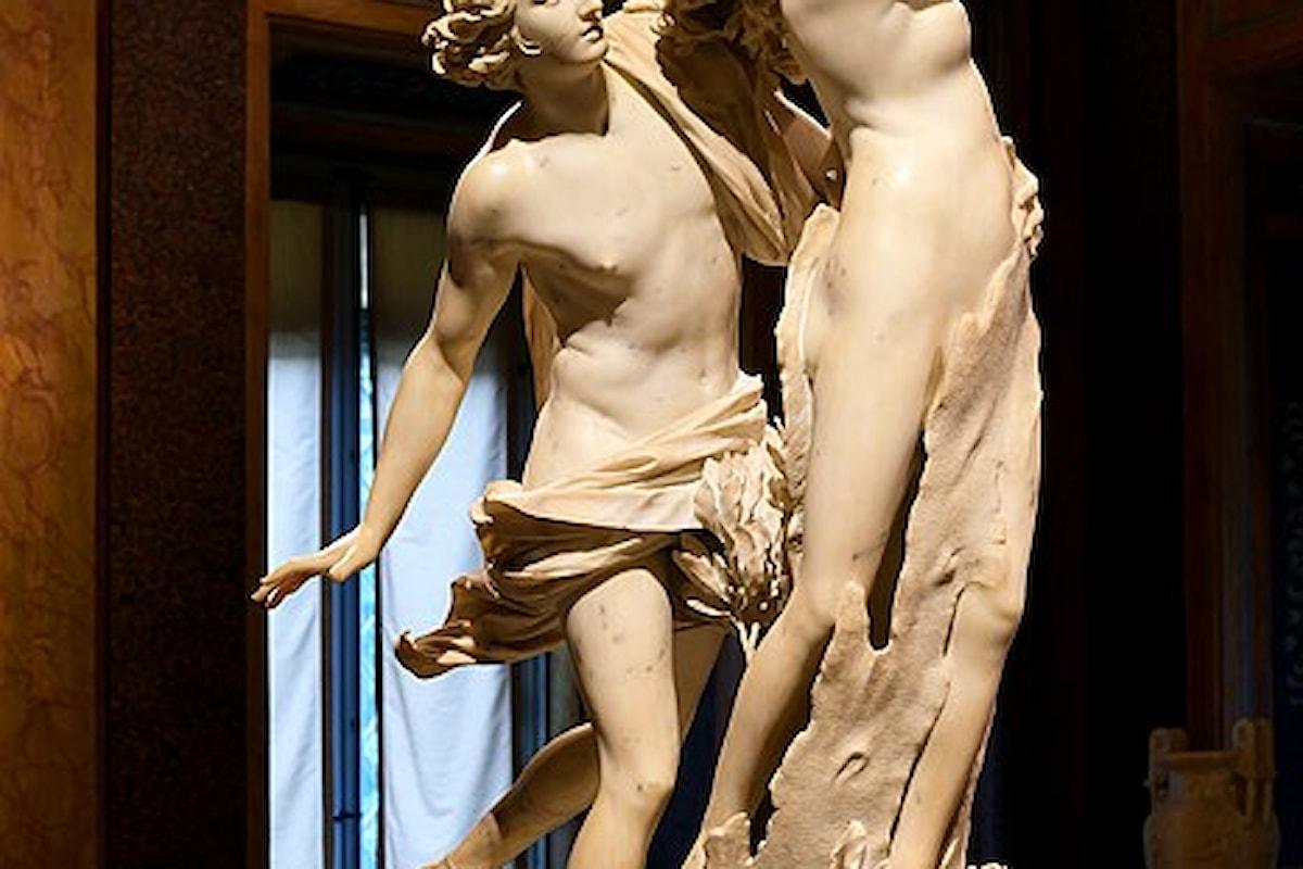 La storia di Apollo e Dafne