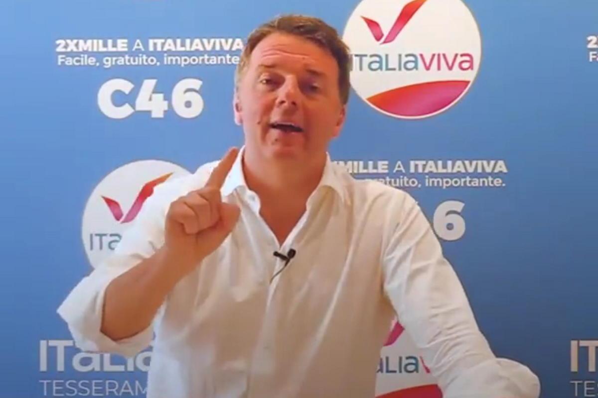 Matteo Renzi sta ormai parlando solo a se stesso