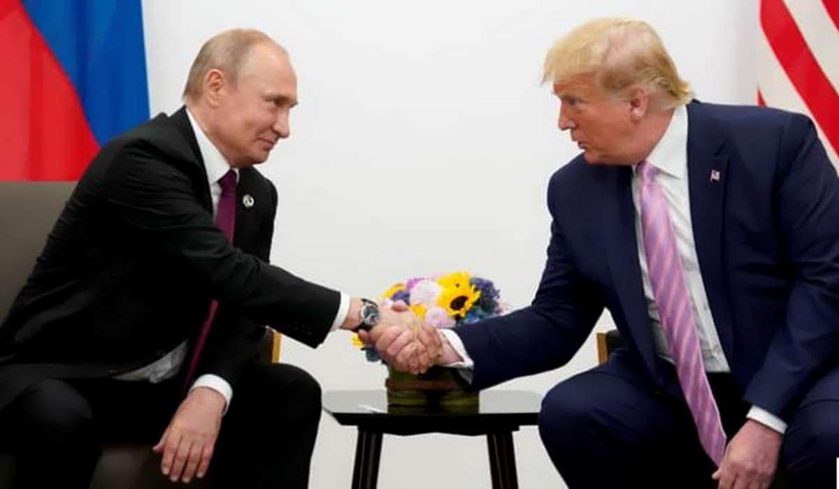 Putin avrebbe cercato di favorire l'elezione di Trump anche alle presidenziali del 2020