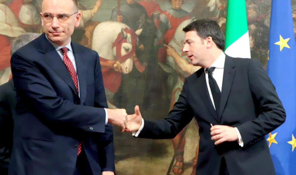 Nuovi capigruppo in Parlamento e Tav tra Pisa e Firenze: è iniziata la guerra di Letta a Renzi