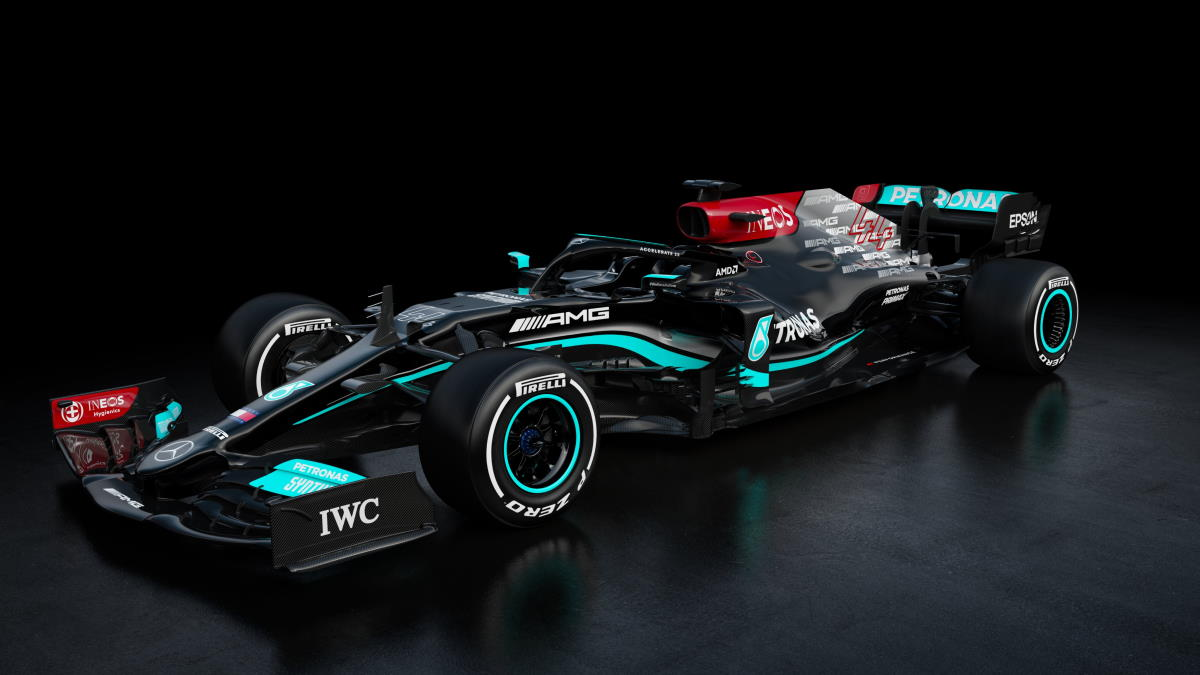 Formula 1: presentata la W12, la nuova Mercedes 2021