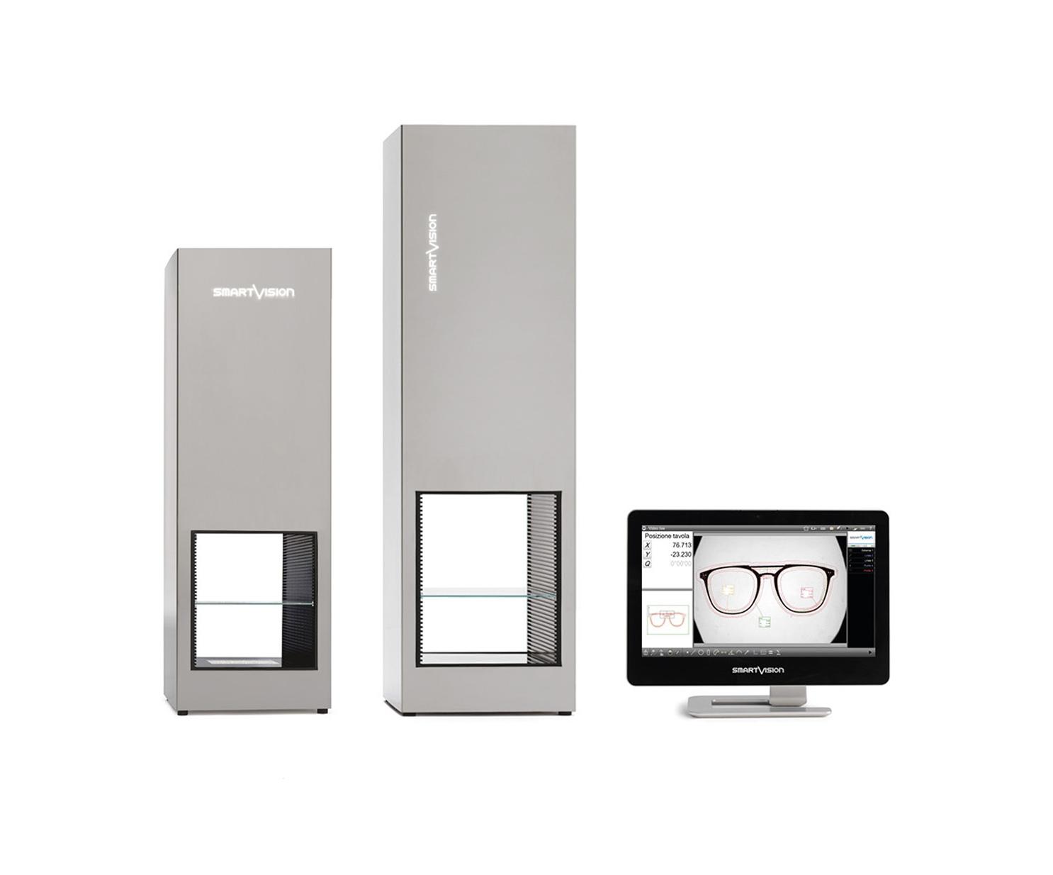 SmartVision è lieta di presentare il nuovo Smart_Shape_Premium per il Controllo Qualità