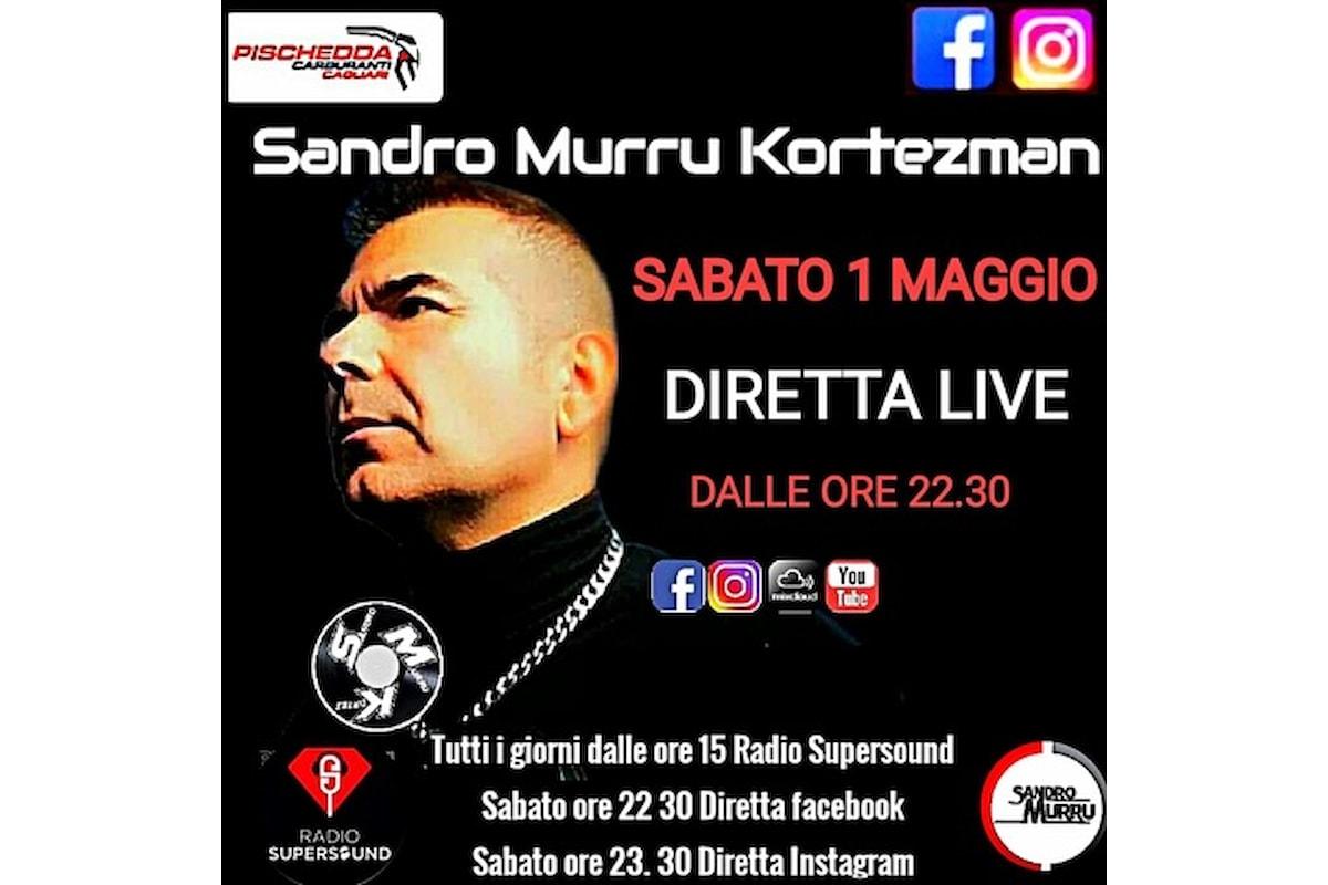 Sandro Murru Kortezman: presto il follow-up de La Rumba Latina… e tanta musica