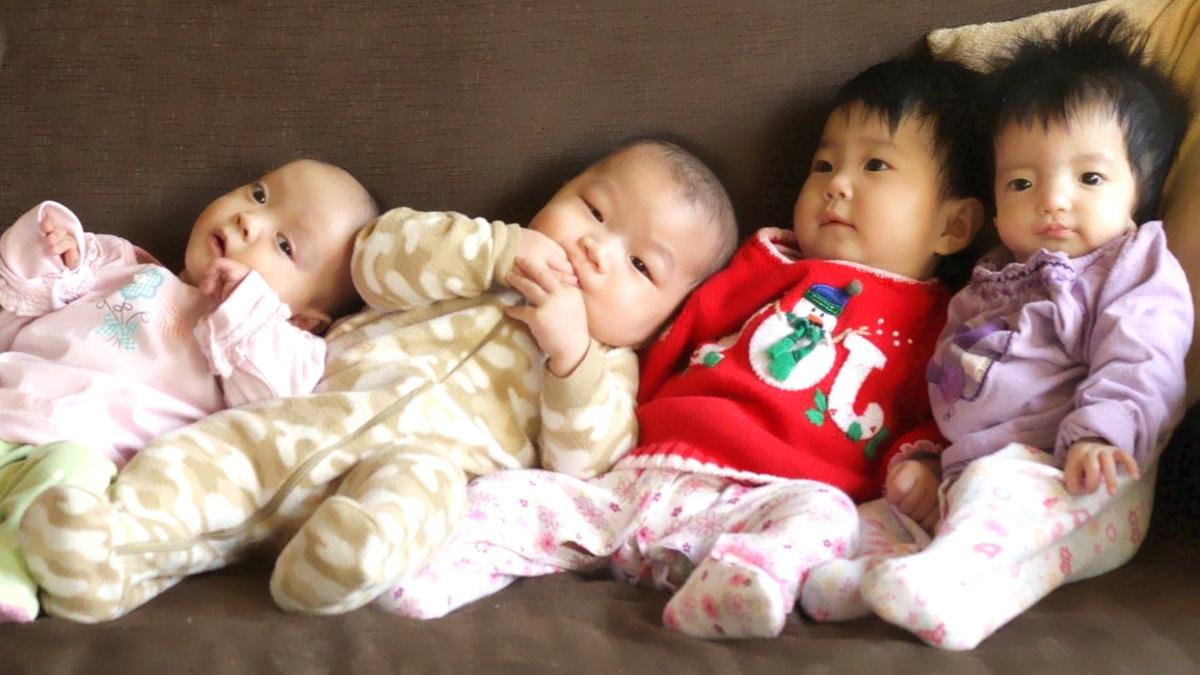 Pechino adesso consente alle coppie cinesi di poter avere fino a tre figli