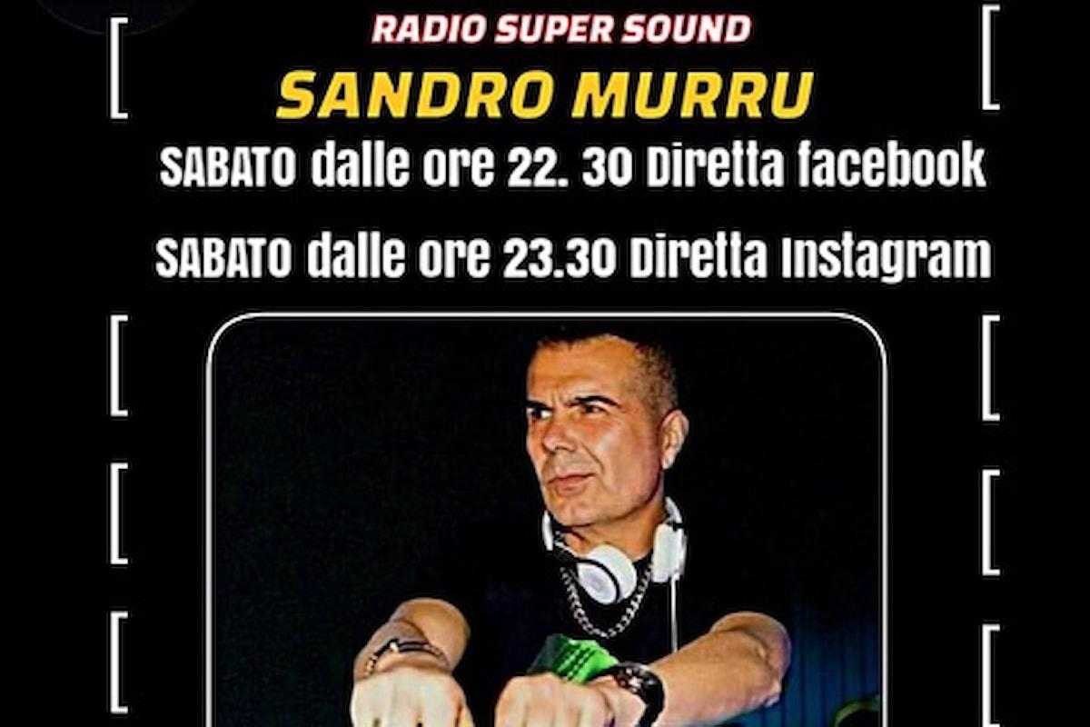Sandro Murru Kortezman: musica sui social, in FM... E nuovi dischi in dirittura d'arrivo