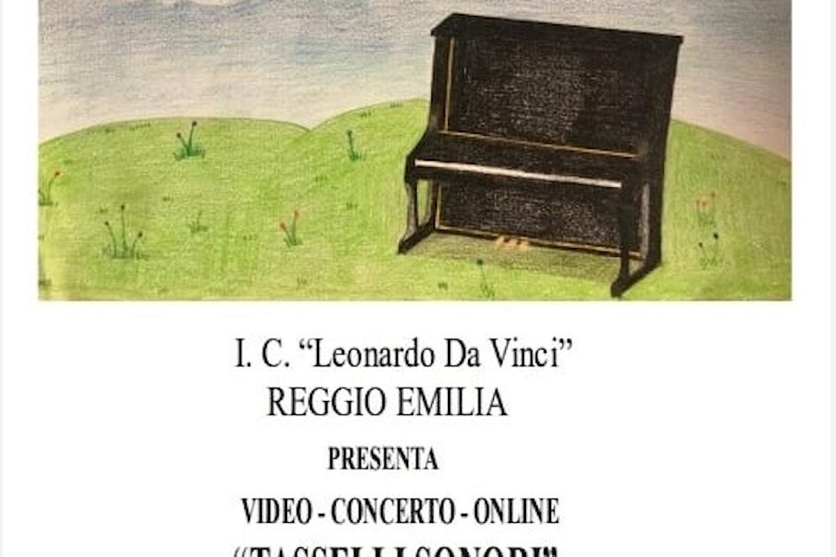 """Reggio Emilia – Video concerto on line """"Tasselli sonori"""""""