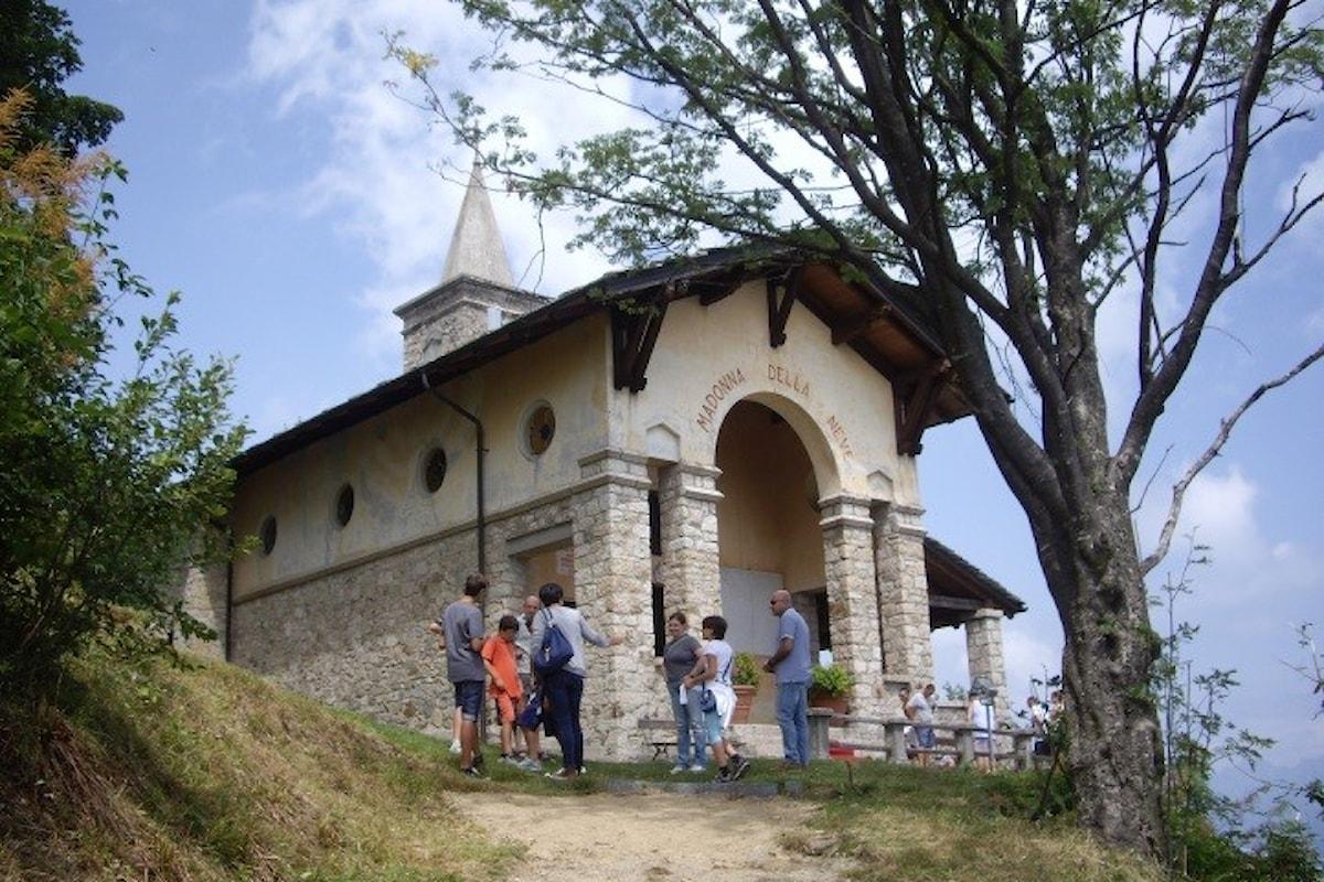 Tragedia del Mottarone: il 23 giugno a Madonna della Neve celebrazione in memoria delle vittime