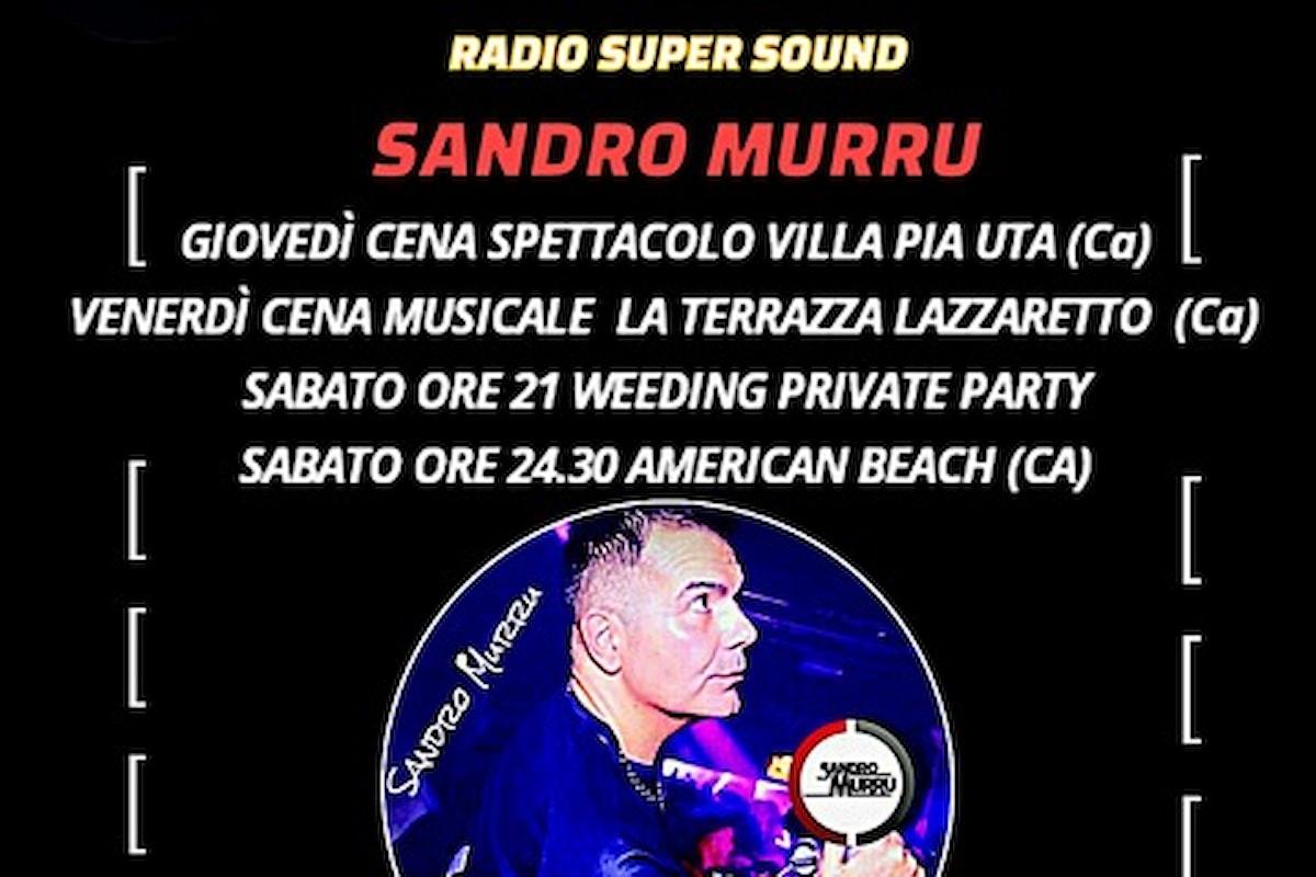 Sandro Murru Kortezman: un'estate di musica ed energia