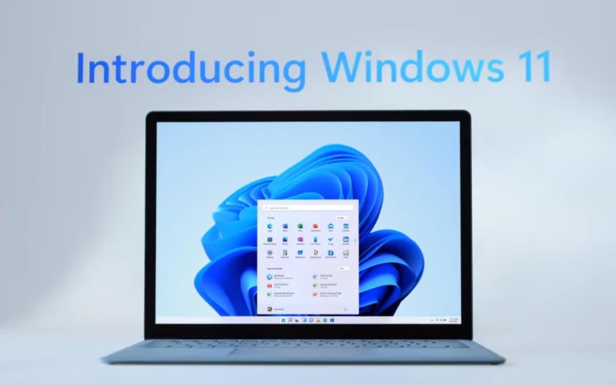 Microsoft ha presentato ufficialmente Windows 11, sarà disponibile a fine 2021