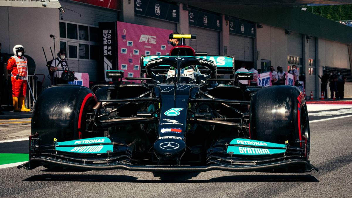 Toto Wolff annuncia lo stop allo sviluppo della F1 W12, James Allison lo corregge