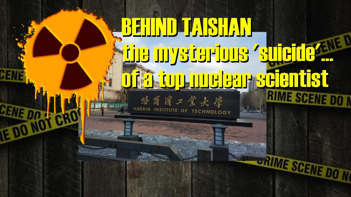 TAISHAN, incidente nucleare in Cina e misterioso suicidio di uno scienziato