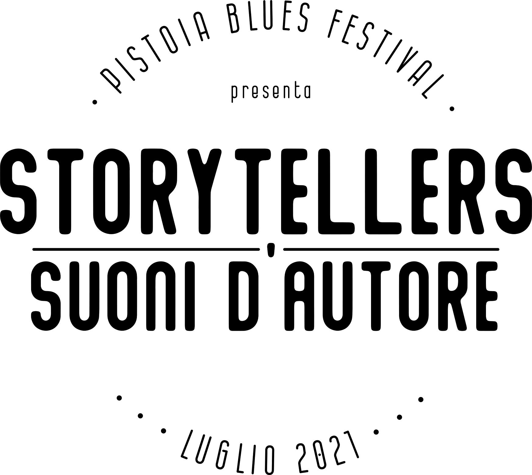 STORYTELLERS - Suoni d'Autore a Pistoia