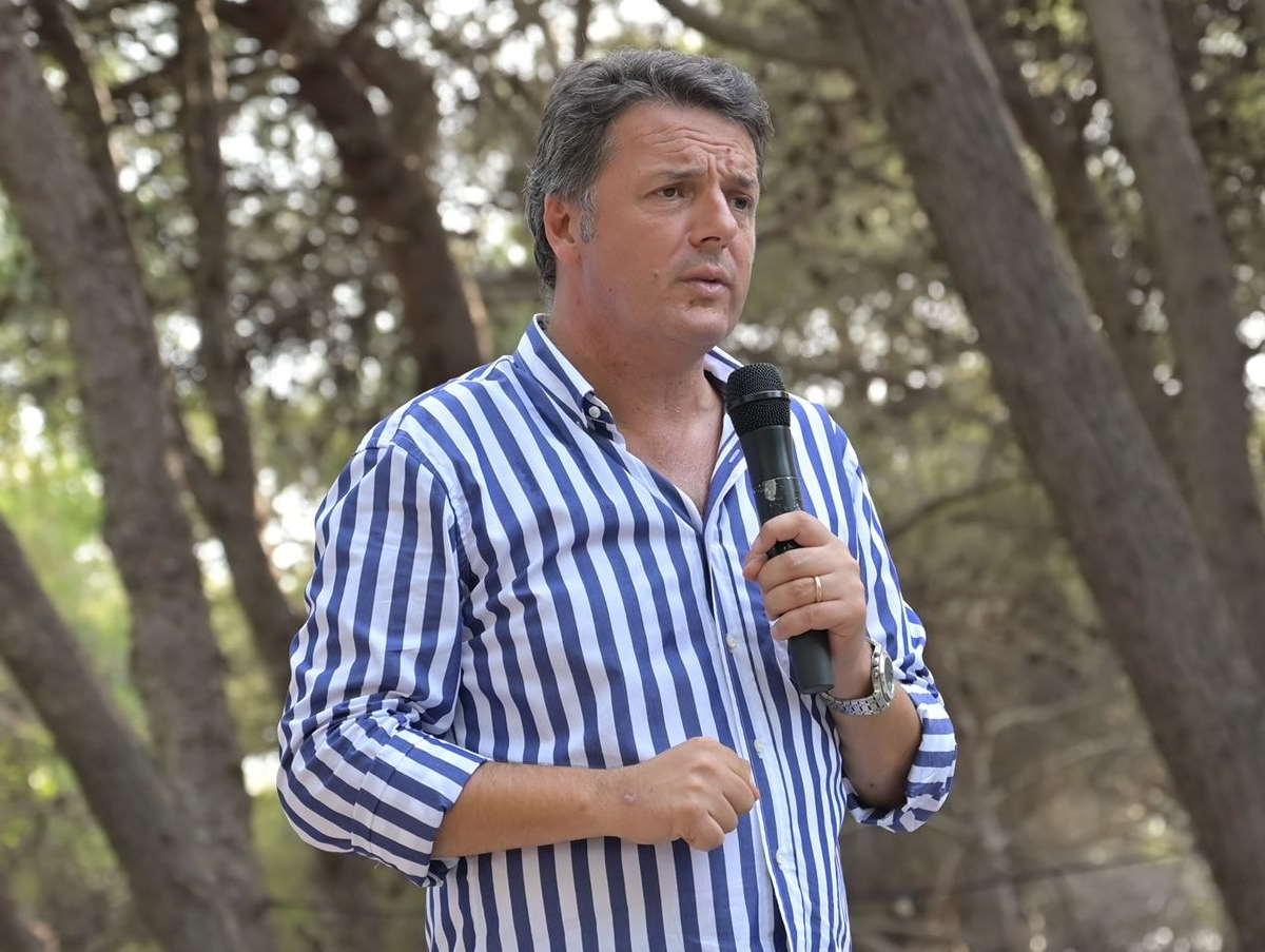 L'ennesimo ricatto di Renzi al Pd...