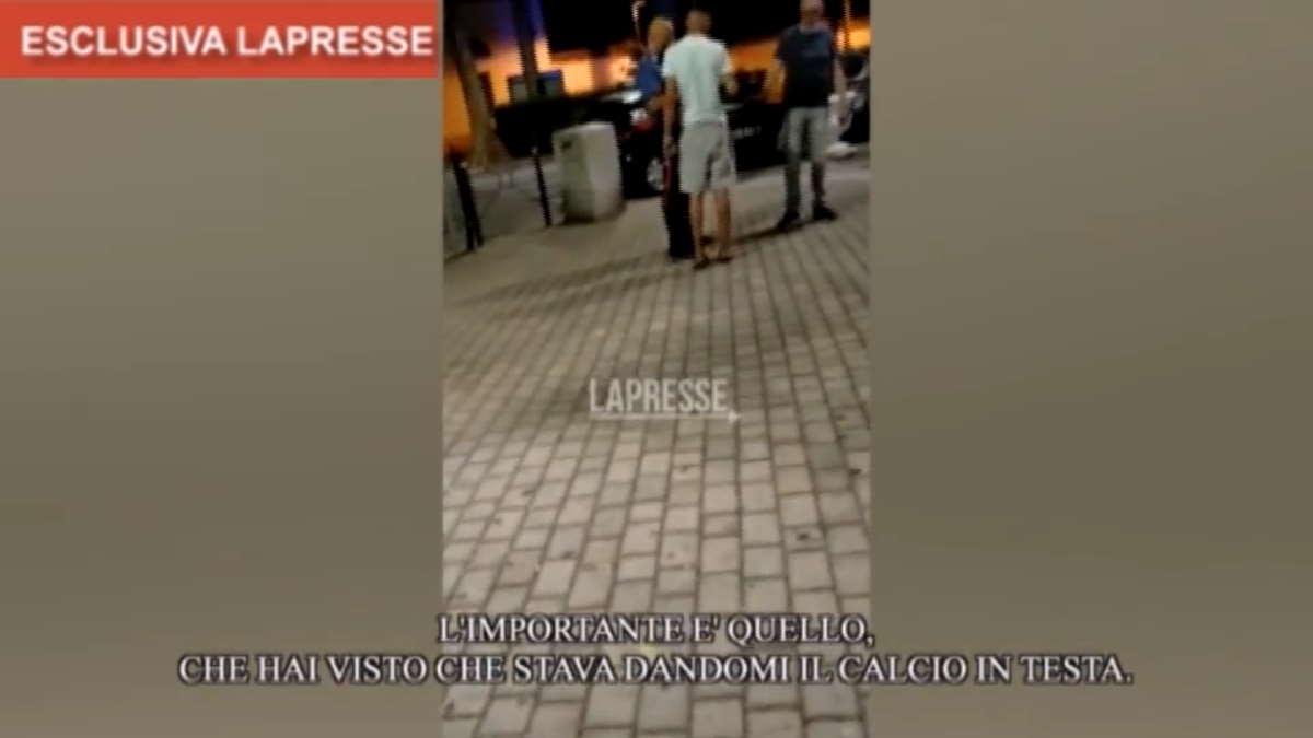 """Dopo aver sparato, Adriatici ha suggerito ad un testimone interrogato da un carabiniere quello che il testimone """"avrebbe"""" visto!"""