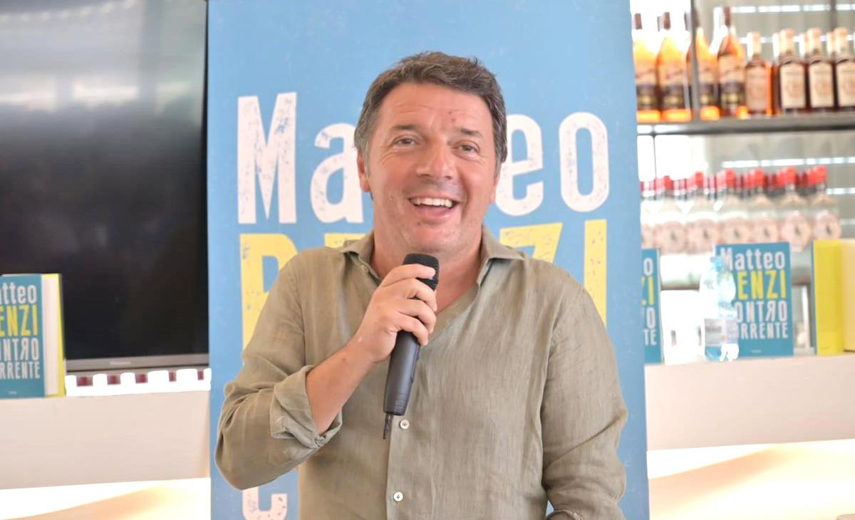 Il lobbista Renzi annuncia un referendum contro il reddito di cittadinanza