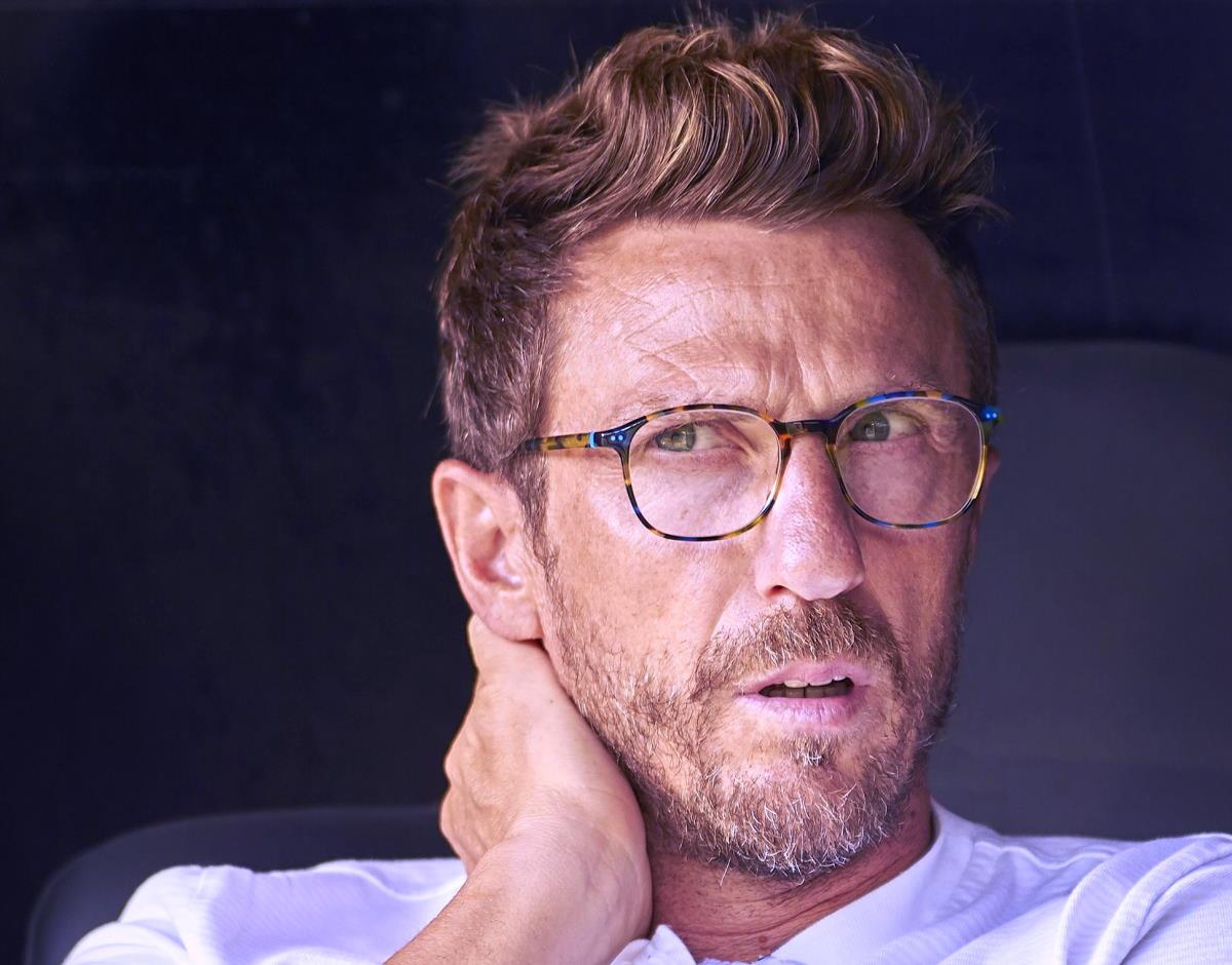 L'Hellas Verona ha sollevato Eusebio Di Francesco dall'incarico di allenatore della Prima Squadra