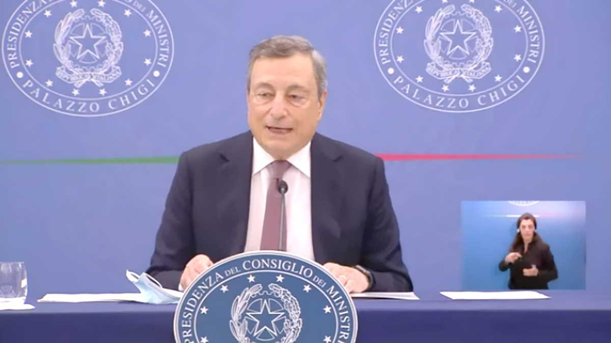 Morti sul lavoro: Draghi promette provvedimenti e pene più severe entro la prossima settimana