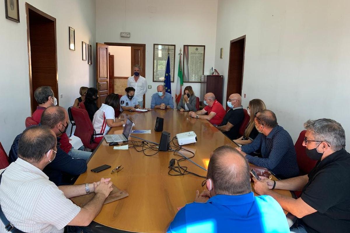 Milazzo (ME) - Trasporto studenti e viabilità cittadina, riunione a Palazzo dell'Aquila