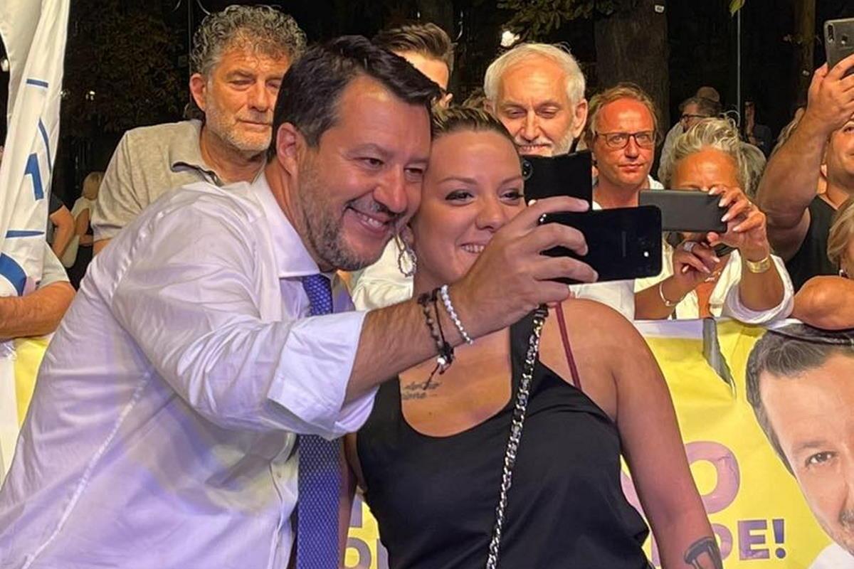 La corretta informazione di Salvini: Le varianti nascono come reazione al vaccino