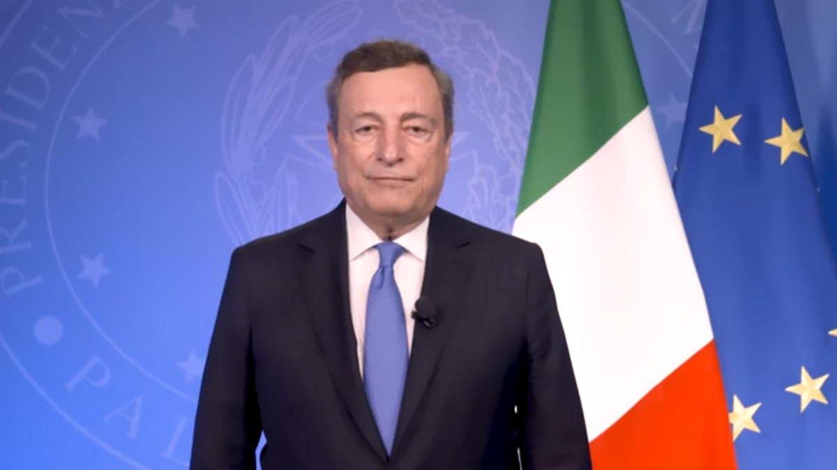 Il messaggio di Draghi al Major Economies Forum on Energy and Climate