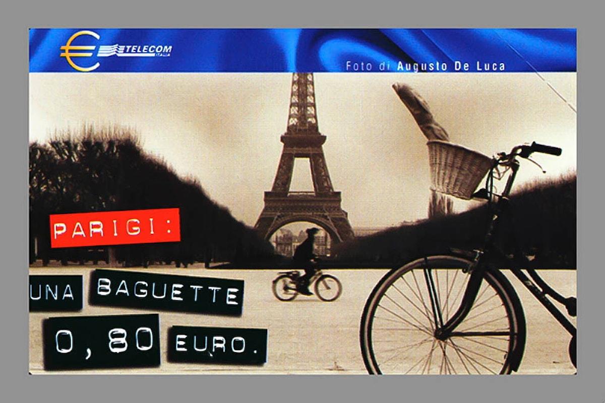Carte telefoniche delle capitali europee - incontri di Augusto De Luca