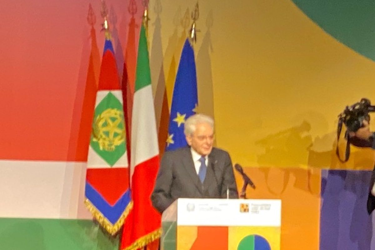 Roma incontra l'Africa con Encounters with Africa