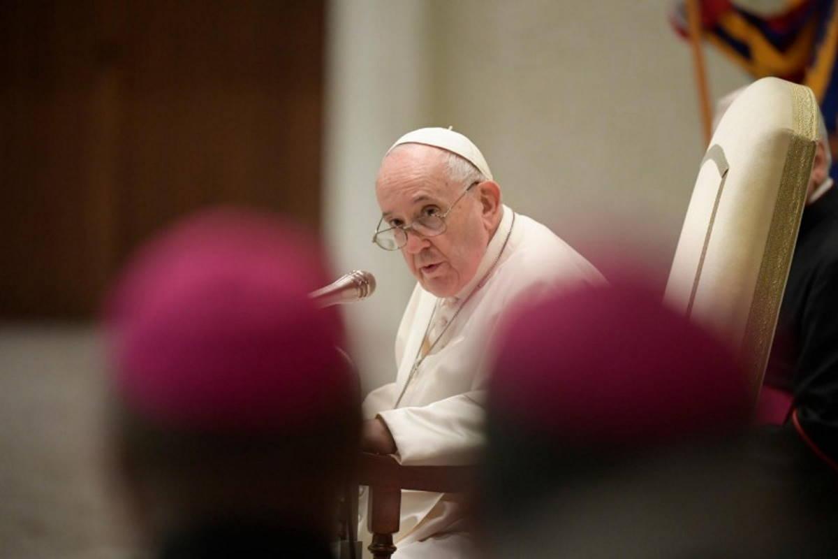 Papa Francesco sui risultati del CIASE: Questo è il momento della vergogna