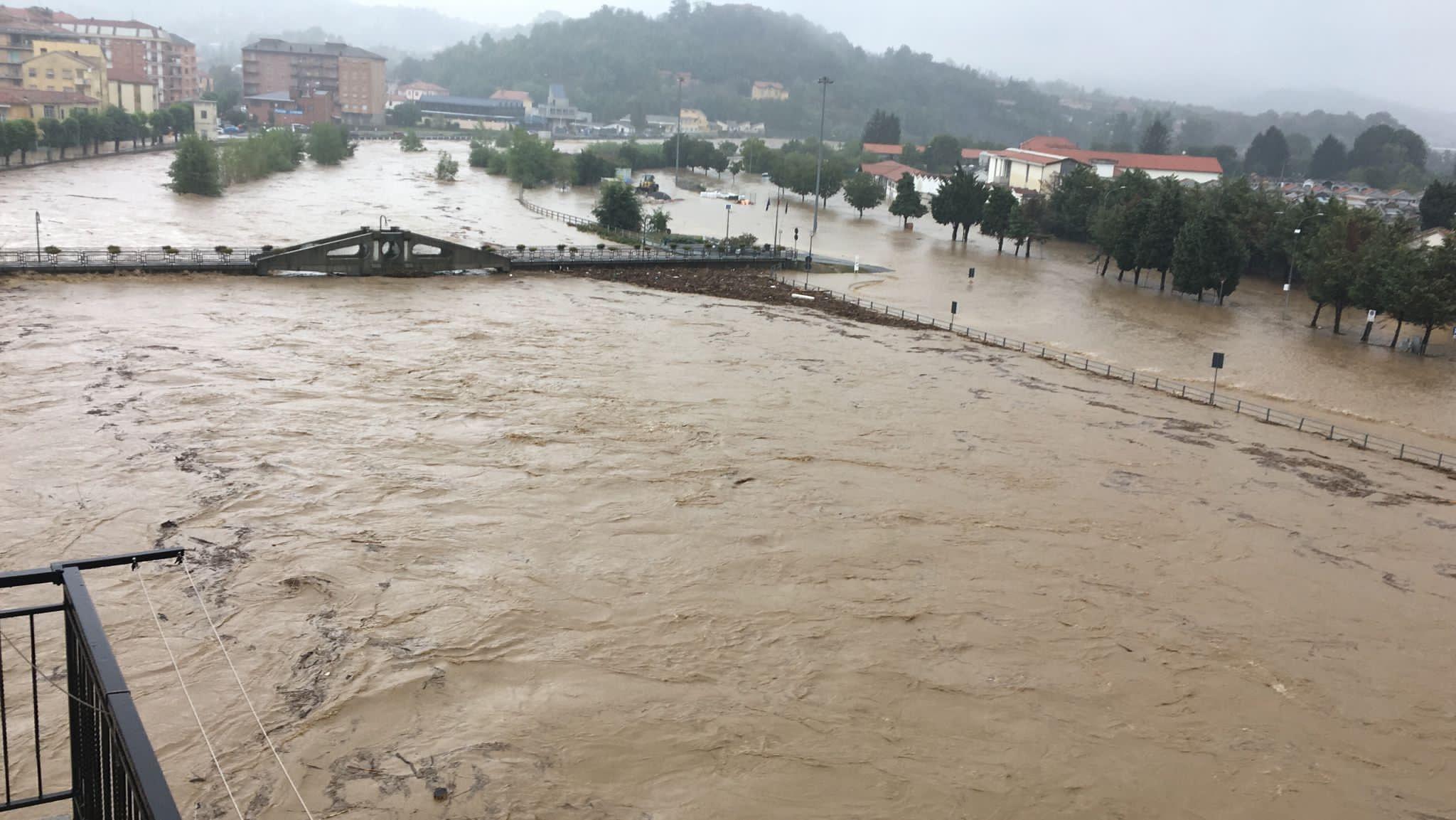 Meteo Storia - Pioggia Record in Liguria 4 Ottobre