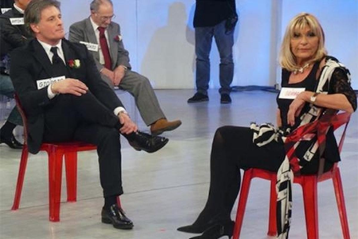 Uomini e Donne: Giorgio Manetti e Gemma: è ritorno di fiamma? Le novità