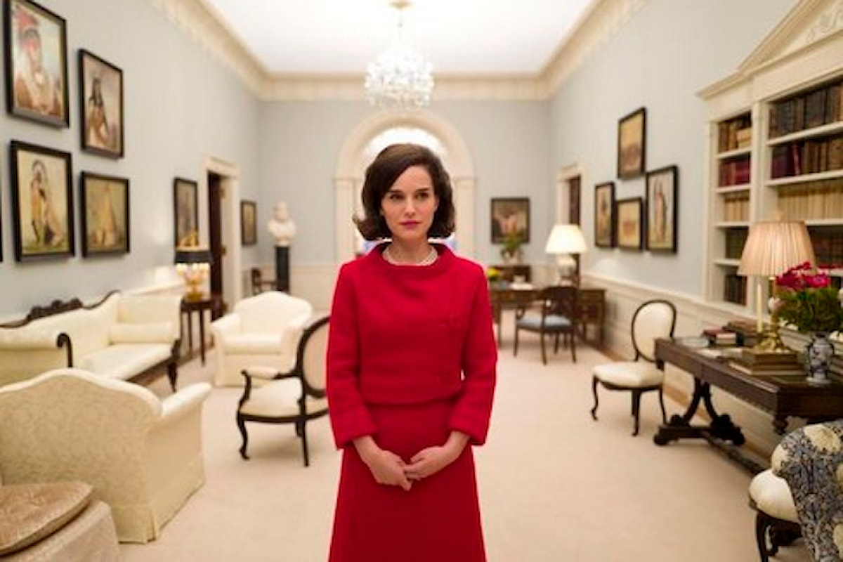 Natalie Portman è Jacqueline Kennedy nella prima immagine di Jackie