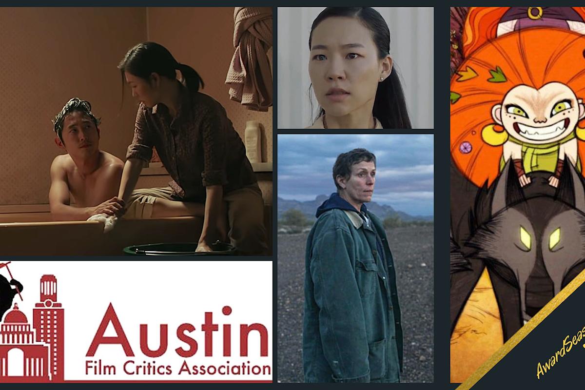 Agli Austin Film Critics Association Awards trionfa il film rivelazione dell'anno Minari